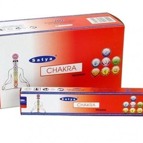 Encens Chakra Marque Satya - 1053
