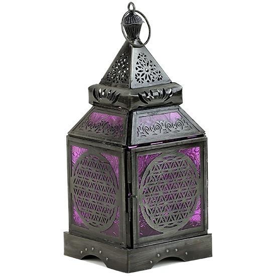 """Lanterne """"Fleur de Vie"""" - 17689"""