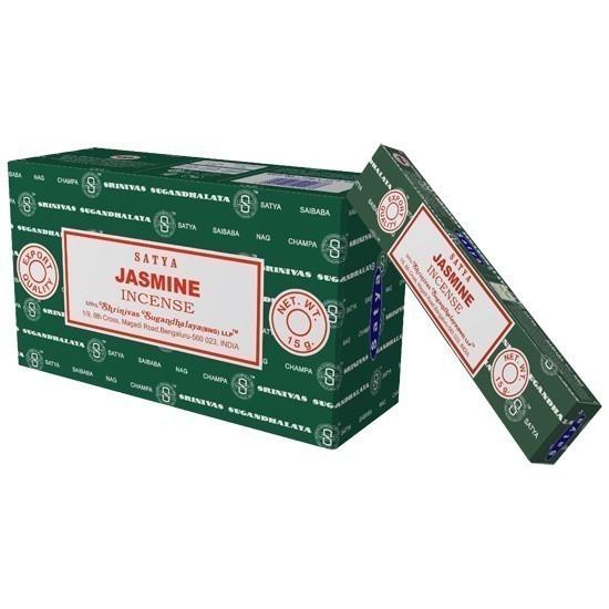 Encens Jasmine Marque Satya - 987