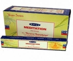 Encens Nag Champa Méditation - 1009