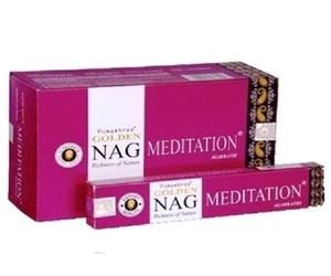 Encens Golden Nag Meditation - 1027