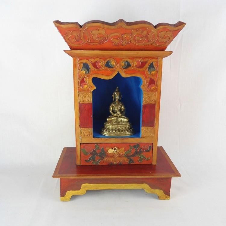 Autel Temple Bouddhiste - 16982