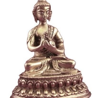 Bouddha Vairochana - W9875/4
