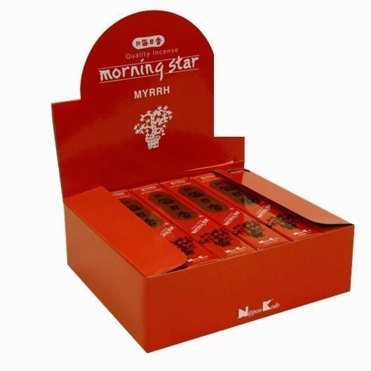 """Encens Morning Star """"Myrrh"""" - 98835"""