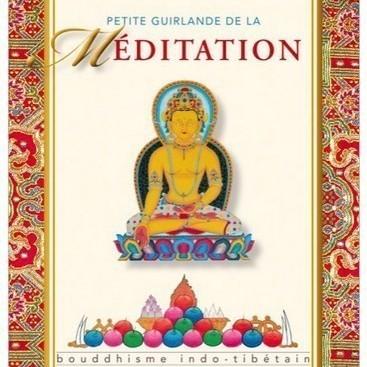 Petite guirlande de la Méditation - 32481