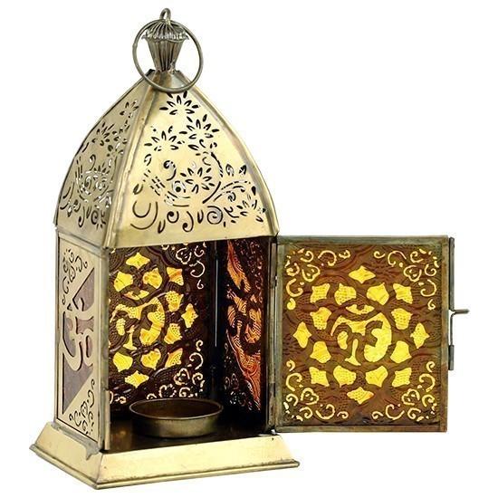 """Lanterne """"Lotus OM"""" - 17688"""