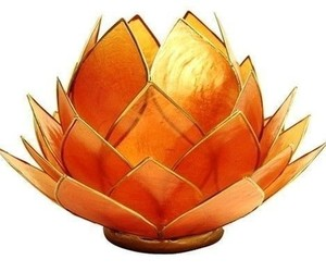 "Grand ""Lotus"" Orange - 12052"
