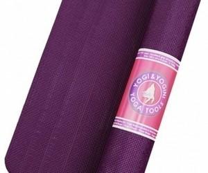 Tapis de Yoga Violet - PVC - 2117
