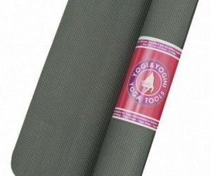 Tapis de Yoga Gris - PVC - 2109