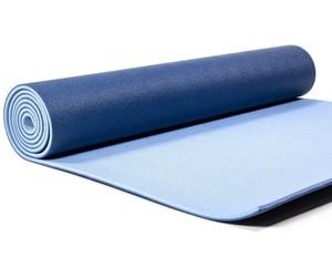 Tapis de Yoga - Bleu PVC Deluxe - 2550