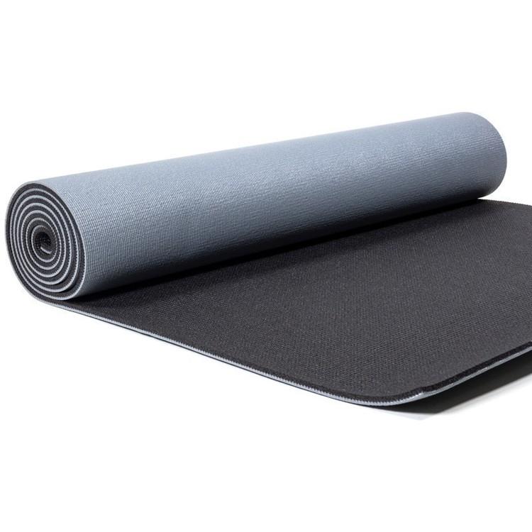 Tapis de Yoga - Gris PVC Deluxe - 2551