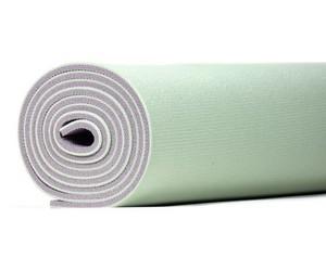 Tapis de Yoga - Vert PVC Deluxe - 2552