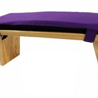 Coussin pour banc de méditation 3 coloris - 167907