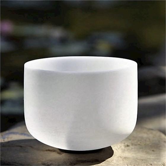 Bol Cristal Quartz - LA - 432 Hz - 30 cm - A1702