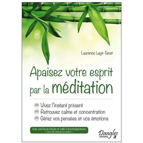 Apaisez votre esprit par la méditation - 55286