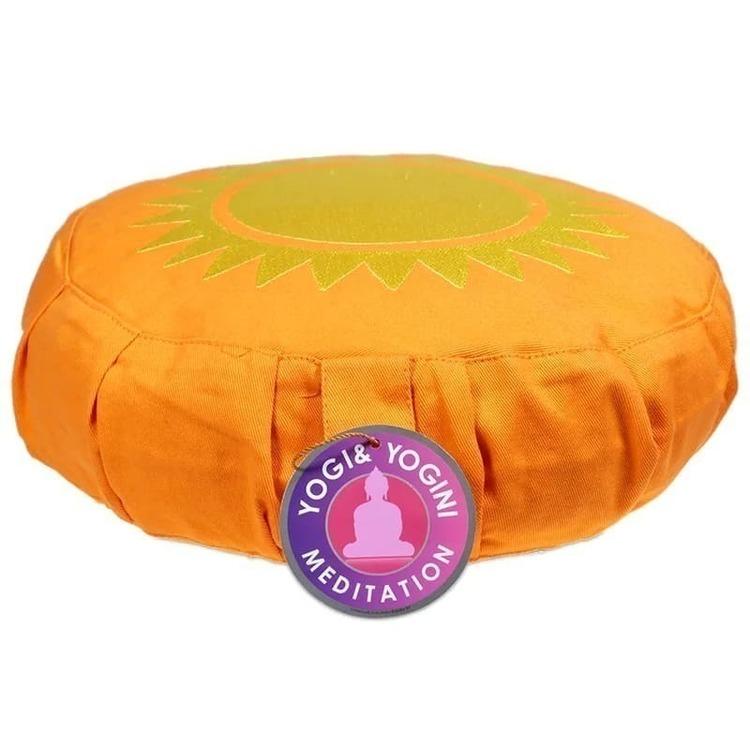 Coussin de méditation Enfant - Soleil - 8260