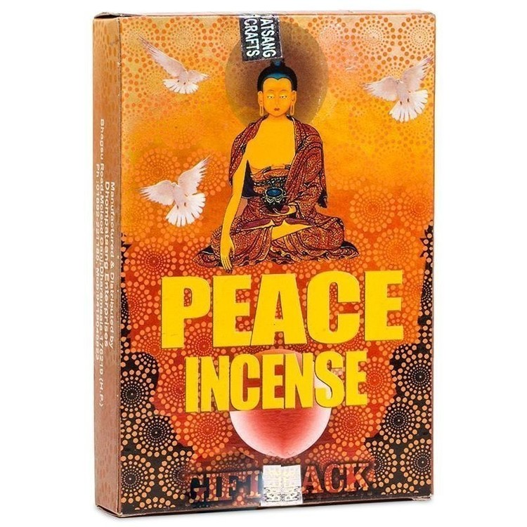 Coffret Encens Tibétain pour la Paix - 16250