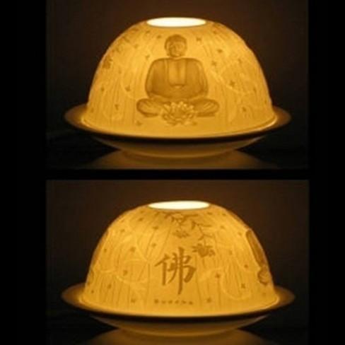Lithophanie Bouddha - 0902