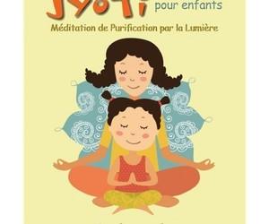 Jyoti pour enfants - méditation de purification par la lumière - livre + CD -59378