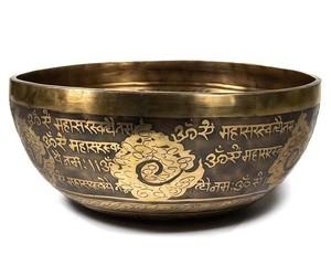Bol chantant Saraswati env. 1900 g. - NE0289/27
