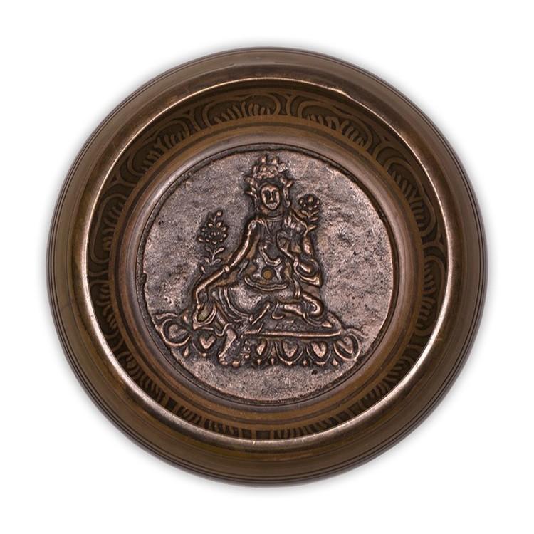 Bol Chantant décoré Tara - NE0274/12