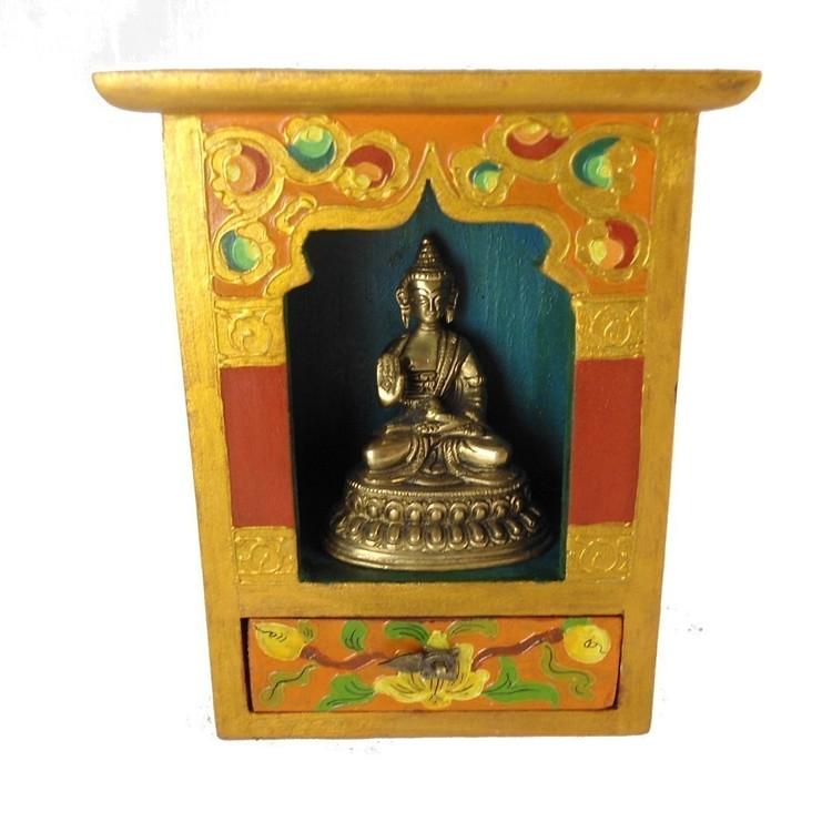 Autel Temple Bouddhiste - 16981