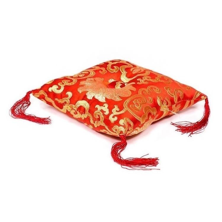 Coussin Bol chantant - Rouge 21 cm - 16313