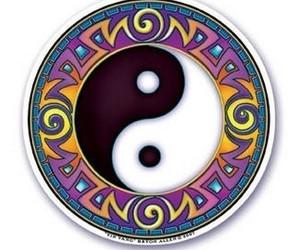 Sticker Yin-Yang - S44