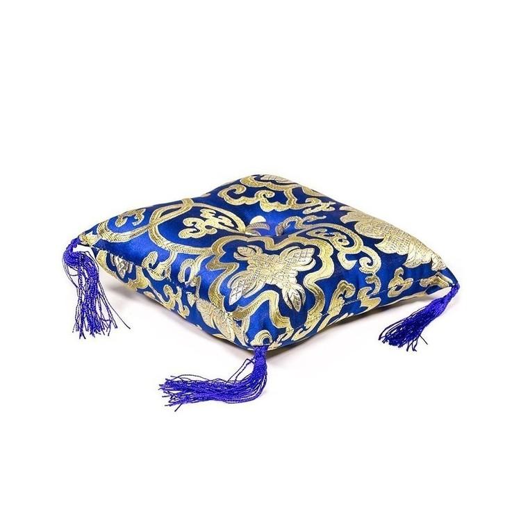 Coussin Bol chantant - Bleu 12 cm - 16315