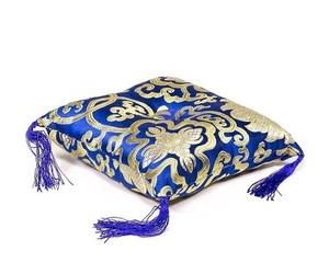 Coussin Bol chantant - Bleu 21 cm - 16318